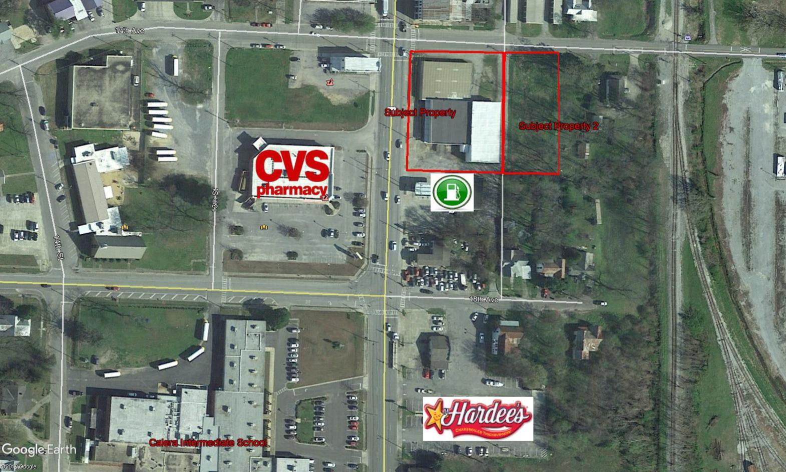 Calera Hwy 31 Corner Commercial Lot