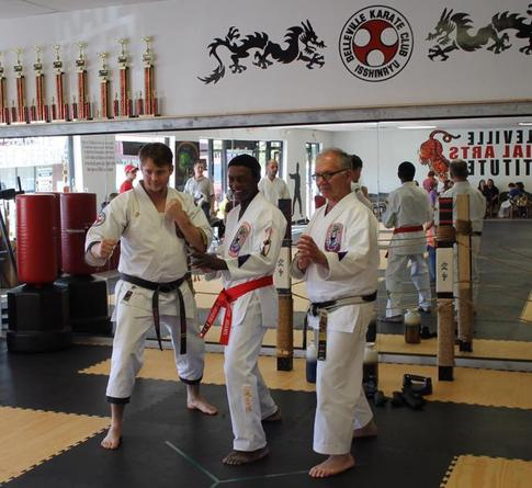 Karate, Martial Arts, Isshinryu, Activities, Kids Classes, Black Belt, Grandmaster Adams