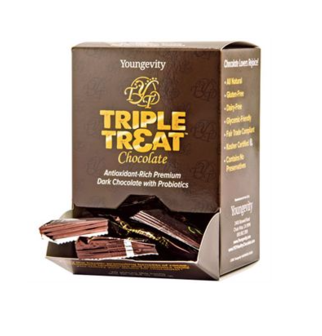 Triple Treat™ Chocolate - 20 count boxI