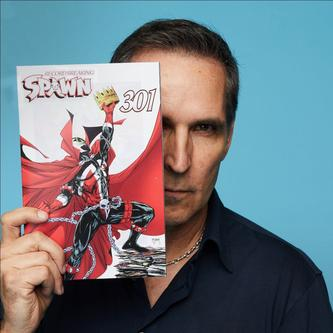 Geekpin Entertainment, Top Geek News. Spawn, Todd McFarlane