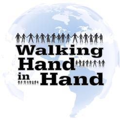 Walking Hand in Hand