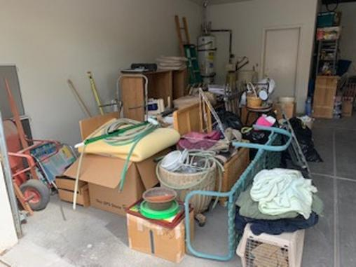 Garage Clean Out Garage Junk Trash Hauling Services and Cost Milford NE | Lincoln Handyman Services