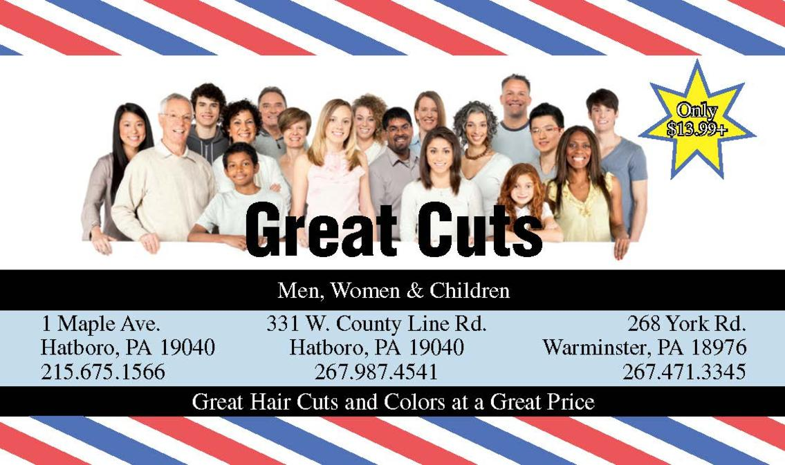 Great Hair Cuts Colors