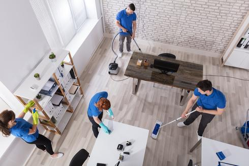 HOUSE VACUUMING SERVICE in ALBUQUERQUE NM