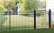 Fence Xperts Ornamental Aluminum Fencing. Chicago Fence Company