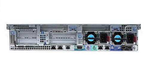 HP DL380 G7 Back
