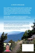 Pathalker book, back cover, ellie hadsall, spiritual fantasy adventure