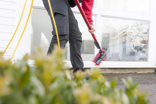 WINDOWS CLEANING SERVICES FROM RGV Janitorial Services