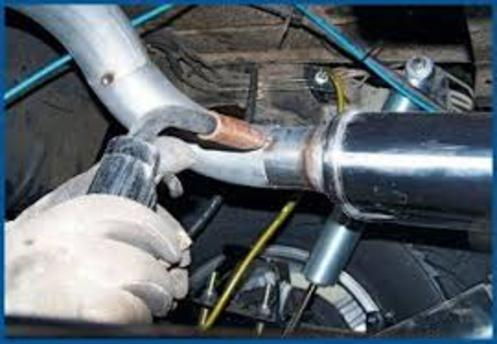 Muffler Repair and Replacement Services in Edinburg Mission