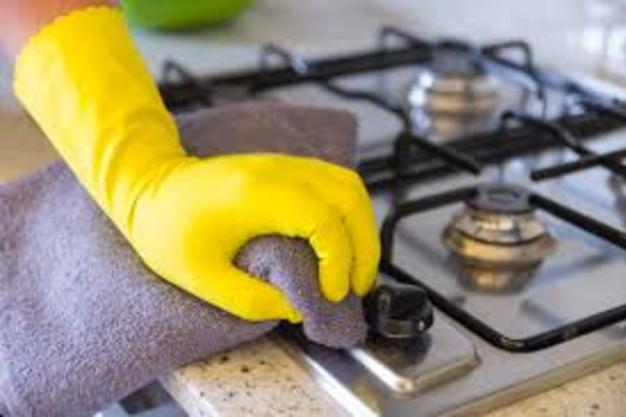 Kitchen Cleaning Services and Cost Edinburg Mission McAllen TX RGV Janitorial Services