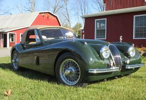 1954 Jaguar XK120 Drop Head Coupe