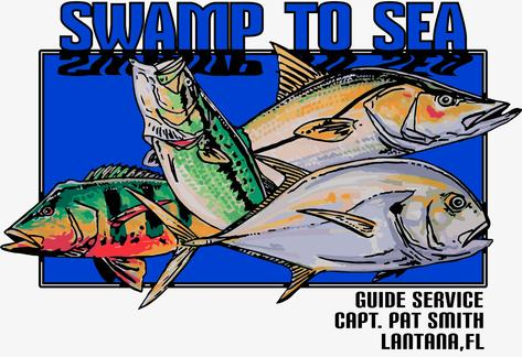 swamp to sea palm beach fishing guide service