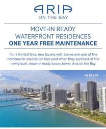 Miami Real Estate; Aria on the Bay; Brickell Heights; Brickel Plaza; Brickell City Center; Fal Iron; Millicento; Icon; Biscayne; Paraiso