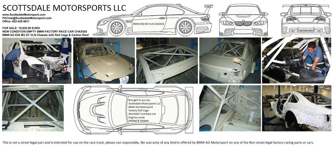 Chassis Roll Cage