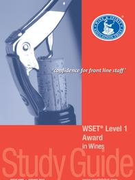 WSET Level 1 course in wine