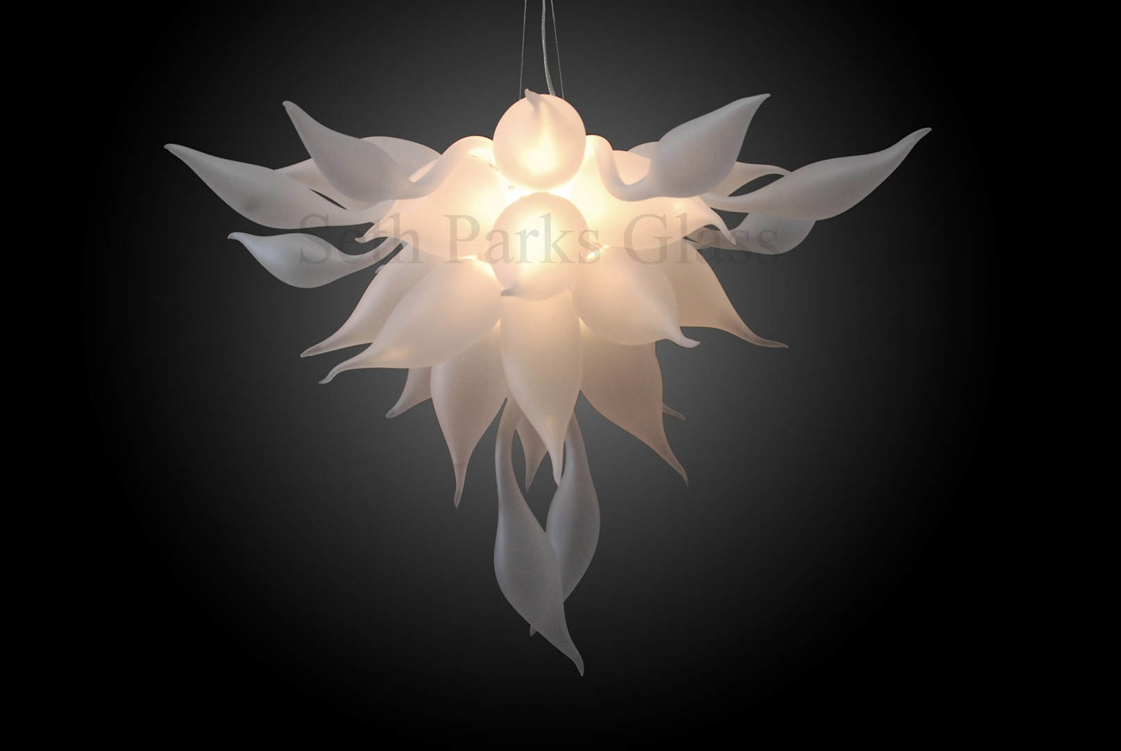 Hand blown glass chandeliers hand blown glass chandeliers view on mobile aloadofball Gallery