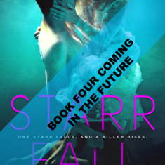 Starr Found, Book Four of the Starr Fall series by Kim Briggs