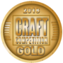 Gold 2018 Winner of the Craft Competition