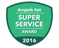 Mister Sparky 2017 Angie's List Super Service Award Winner