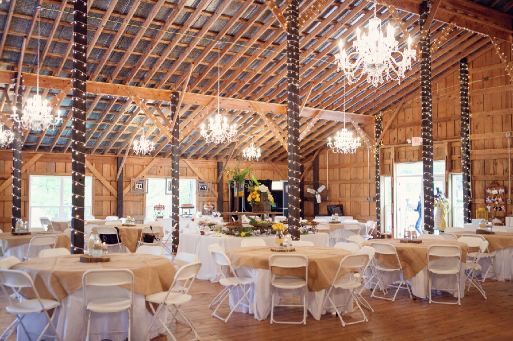 Crystal Chandelier Barn Applewood Farm