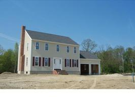 image of new house construction - Adelphia Contracting - Norton, Ma.