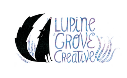Lupine Grove Creative website