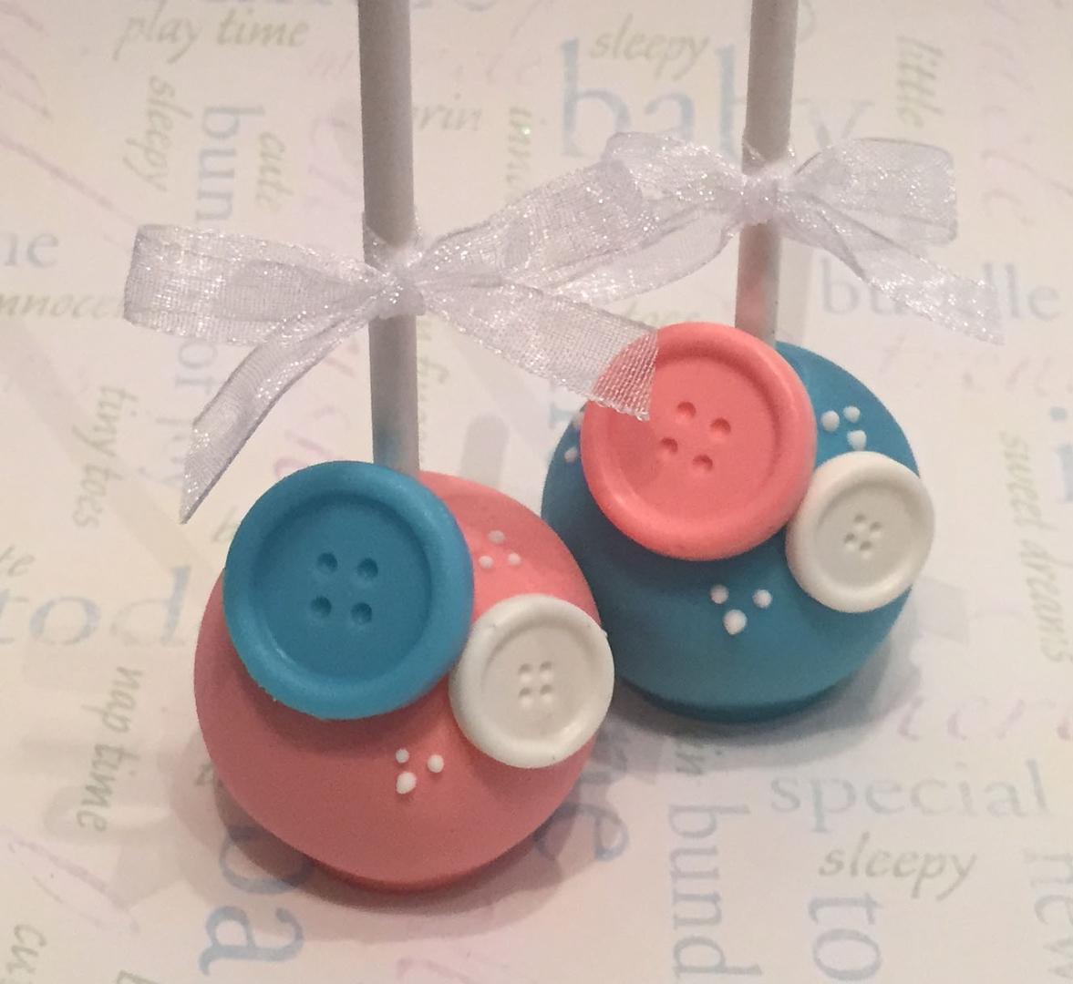 Baby Shower Cake Pops at Christies Cake Pops