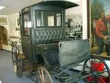 Historic Fremont carriage links to our Museum page