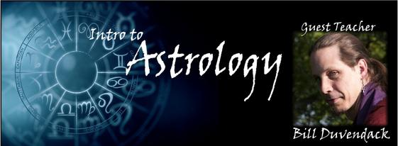 Bill Duvendack Astrology