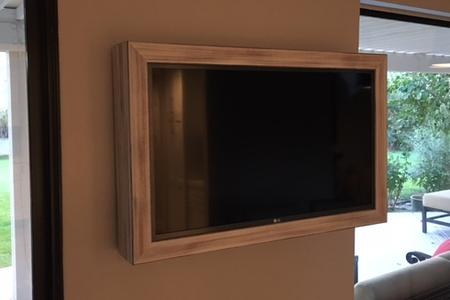 TV Frames - frame your TV with our quality frames