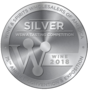 Silver 2018 Winner of the WSWA Tasting Competition