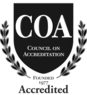 accredited_COAlogoBW