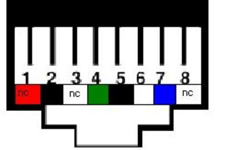 Wiring Color Code & Pinouts for the IC-706MkIIG & HM-103 Mic. on