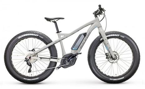 Raleigh Magnus IE Electric Bicycle