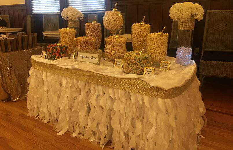 Popcorn Buffet