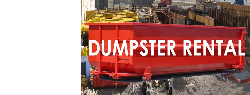Discount Rock Amp Sand Inc Dumpster Rental Rolloff
