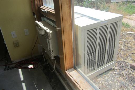 Window Evaporative Cooler Installation Services and Cost in Edinburg McAllen TX | Handyman Services of McAllen