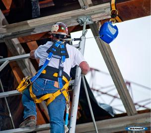 Fall protection fall prevention fall protection equipment guard rails nets and general safety rules are all discussed in class malvernweather Choice Image