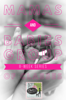 Mamas & Babies 8-Week Series at The Chevy Chase Country Club