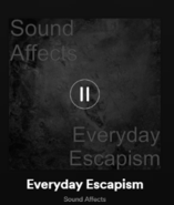 Sound Affect New Album - Everyday Escapism