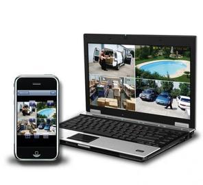 Cctv Installation And Service View Cctv Via Smartphone