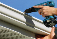 Gutters, Roofing and Siding