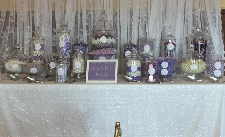Pleasant Candy Buffet Setups Complete Home Design Collection Epsylindsey Bellcom