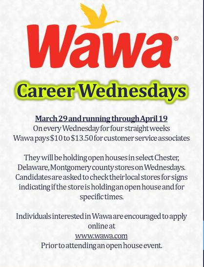 Wawa.com/career