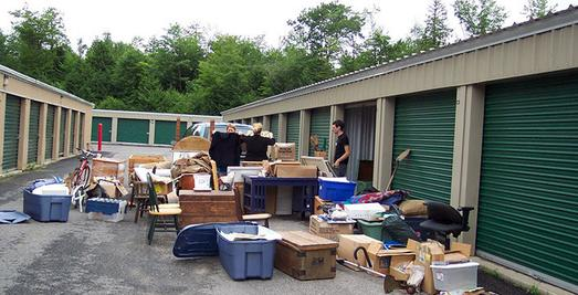 STORAGE UNIT CLEAN OUT SERVICES FROM RGV Janitorial Services
