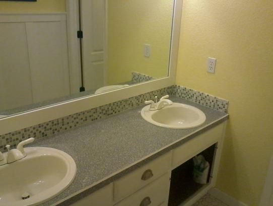 Bathroom Backsplash Installation Backsplash Installer In Edinburg McAllen TX | Handyman Services of McAllen