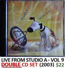 WCBE Live from Studio A Vol 9 CD