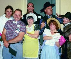 Murder Mystery Cast - Entertainment for a Nashville Corporate Event.