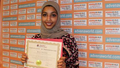 conference speaker and presenter awards advena world