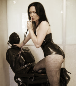 Mistress Gabrielle Fetish Palace 2007 or 2008